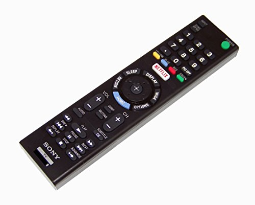 OEM Sony Remote Control Originally Shipped With: KDL48R550C, KDL-48R550C, KDL40R510C, KDL-40R510C, KDL40R550C, KDL-40R550C, KDL40R530C, KDL-40R530C (For Tv Universal Remote Sony)