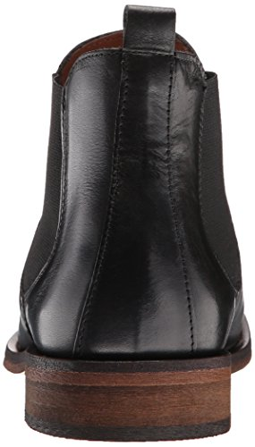Jean Boot Wolverine Women's Chelsea Black 6x8qS0n