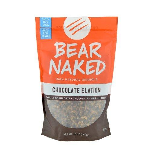 Kellogg's Bear Naked Heavenly Chocolate Granola, 12 Ounce