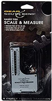 South Bend Scale and Tape Measure, 28-Pound