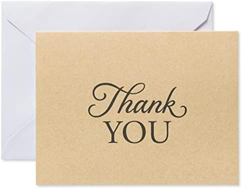 American Greetings Thank You Notes And Envelopes NEW