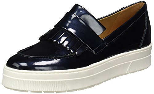 Caprice Damen 24750 Slipper Blau