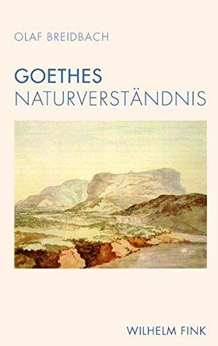 Goethes Naturverständnis