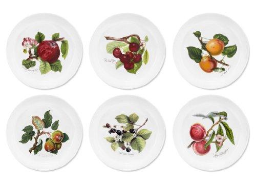 - Portmeirion Pomona Coasters Sweet Dishes Set of 2