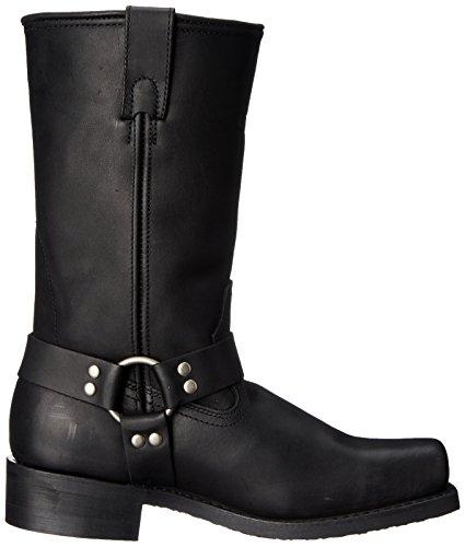 AdTec Men's 11 Inch Harness Motorcycle Boot, Black, 12 M US by Adtec (Image #7)