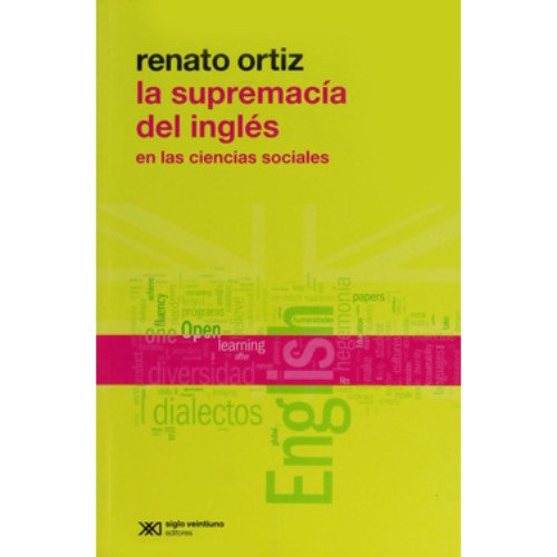 Supremacia del ingles en las ciencias sociales (Spanish