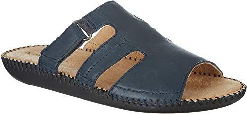 Naturalizer Womens Serene Sandals 9 Navy Blue