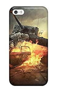 Fashion NVzxzfB6403chqhm Case For Sam Sung Galaxy S5 Mini Cover (world Of Tanks Online Game)
