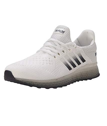 new arrival 4bb51 c294e VIR SPORT Air White Men s Running Shoes (Size  ...