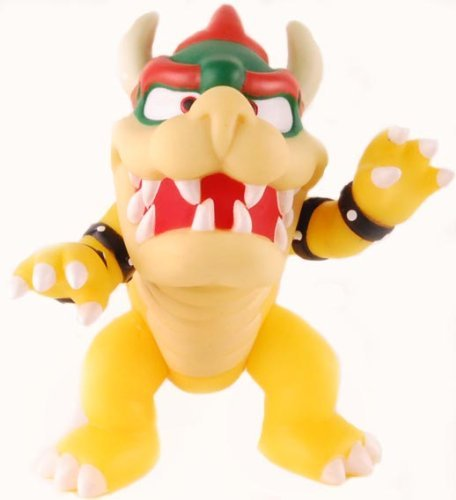 Super Mario Brothers Bowser 5