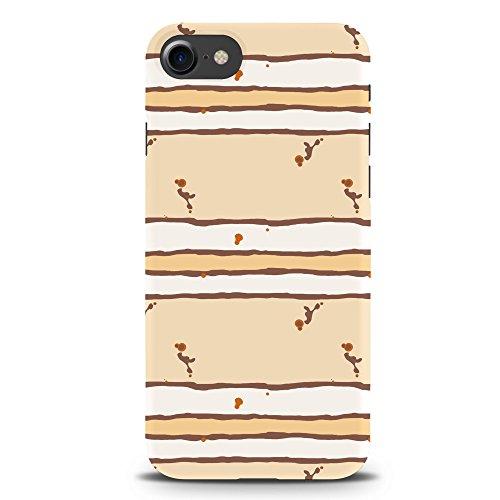 Koveru Back Cover Case for Apple iPhone 7 - Bird fencing