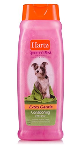 Hartz-Mountain-95068-Groomers-Best-3-IN-1-Dog-Conditioning-Shampoo