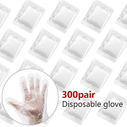 Home Kitchen Cleaning Tools 600pcs/ 300Pair