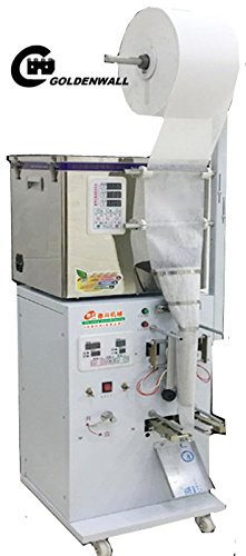 Full Automatic teabag machine Weight And Filling Packaging Machine Measuring packaging machine Spiral feeding machine sealing machine granule / powder / tea packing machine (Filling range:2-100g) by CGOLDENWALL (Image #3)