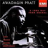 Plays Liszt/Franck/Brahms/Bach