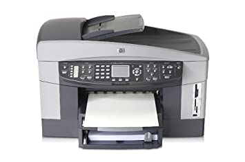 HP Officejet 7400 All-in-One Printer series 7410 All-in-One ...