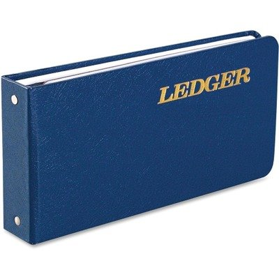 WLJ020358BL - Wilson Jones Ring Binder Ledger Outfits Ledger Outfit