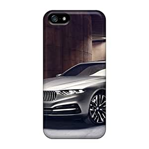 Excellent Iphone 5/5s Cases Tpu Covers Back Skin Protector Bmw Pininfarina Gran Lusso Coupe 2013