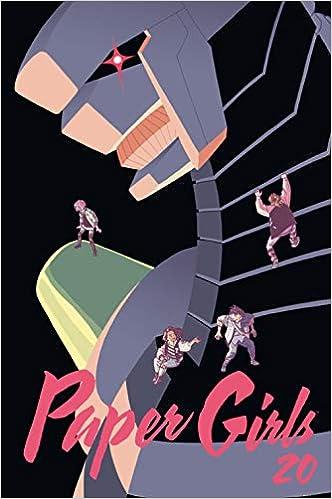 Paper Girls Nº 20 por Brian K. Vaughan epub