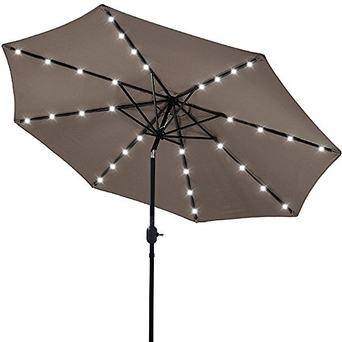 9' Square Umbrella - 3