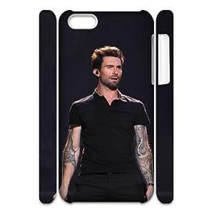 LJF phone case C-EUR Diy 3D Case Adam Levine for iPhone 5C
