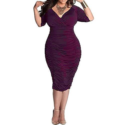 Below The Knee Dresses: Amazon.com