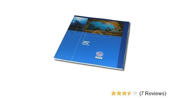 PADI Wreck Diver Specialty Manual 79304