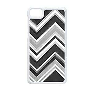 Generic Thin Back Phone Cover For Children Design With Chevron For Blackberry Z10 Choose Design 9
