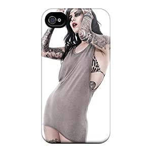 ElenaHarper Fashion Protective Kat Von D Cases Covers For Iphone 6