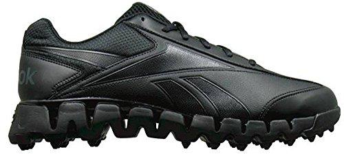 Reebok Heren Zigmagistrate Zwart / Zwart Sneaker 8 D Zwart / Zwart
