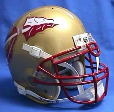 NCAA Florida State Seminoles Replica Helmet