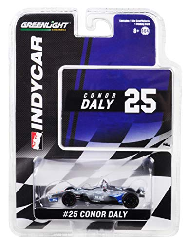 Honda Dallara Indy Car #25 Conor Daly U.S. Air Force Andretti Autosport 1/64 Diecast Model Car by Greenlight 10849