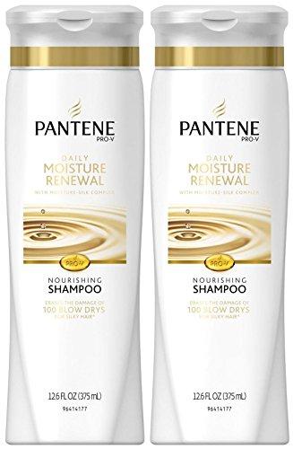 Pantene Shampoo 2-In-1 Daily Moisture Renewal 12.6 Ounce