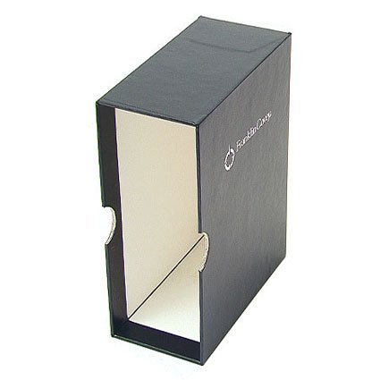 Compact Storage Case Sleeve - Black