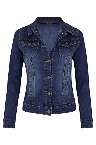 Denim Blouson SheLikes Blouson Femme SheLikes On1n6Wp