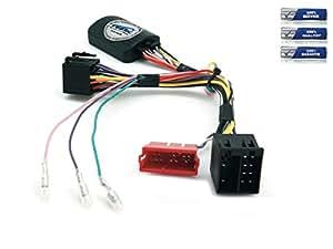 nanox Volante mando a distancia adaptador Renault VERS. Renault modelos Bj. A partir de 2010