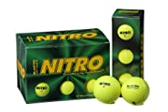 Nitro Blaster Golf Balls (Pack of 12)