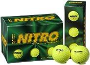 Nitro Blaster Golf Balls, Pack of 12