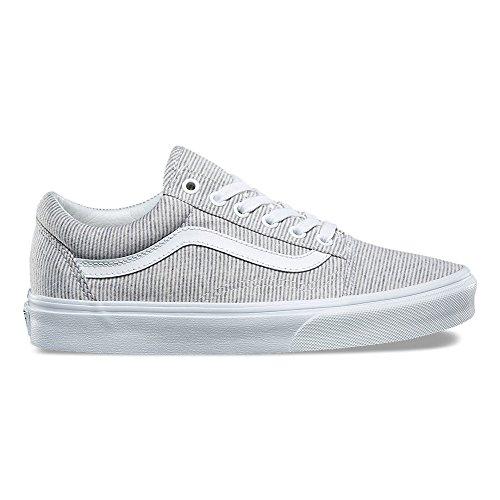 Vans Old Skool Skateboarden Sneakers (jersey) Grijs / True White Vn0a38g1i1f