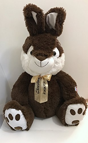 "Dan dee Large Plush Bunny Rabbit Chocolate Scented 24"""