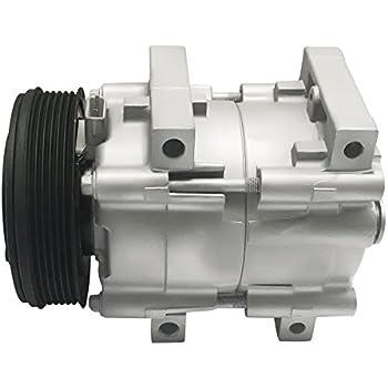 RYC Remanufactured AC Compressor and A/C Clutch EG141