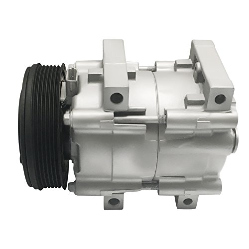 - RYC Remanufactured AC Compressor and A/C Clutch EG141