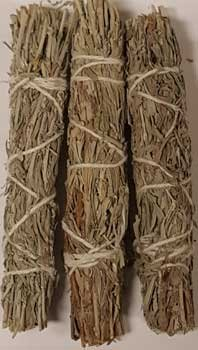 - 3 Pack Stargate Smudge Sticks, for Purifying, Cleansing, Healing, Metaphysical, Meditation and Wicca