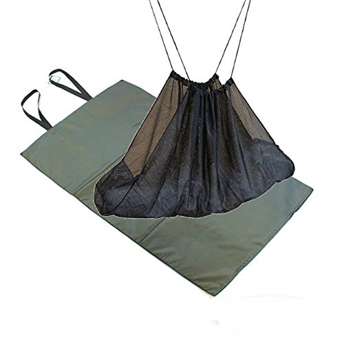 NGT Sling & Case & Unhooking Mat ! by NGT NGT + Fishermans Freind