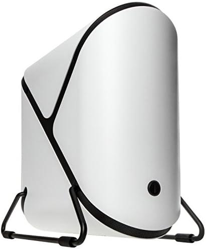 BitFenix Portal ITX-Tower Blanco Carcasa de Ordenador - Caja de Ordenador (ITX-Tower, PC, Acrílico, Acrilonitrilo butadieno estireno (ABS), Aluminio, SECC, Mini-ITX, Blanco, 12, 5 cm): Amazon.es: Informática