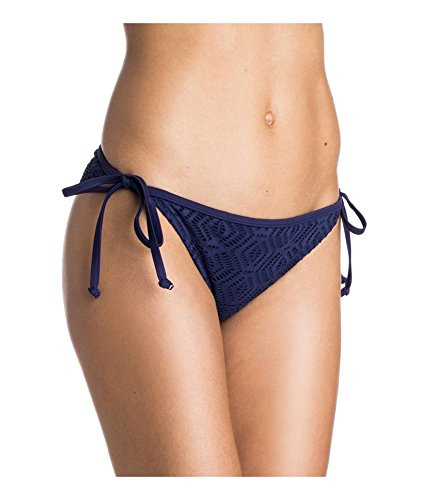 Roxy Sand Dollar Tie Side Bikini Bottom - Women's Sand Dollar Astral Aura, M