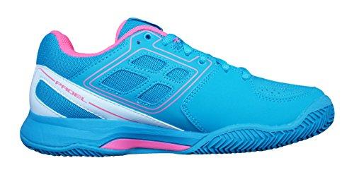 Babolat Pulsion Bpm Ler Padel Dame Tennis Sneakers / Sko Blå eGfFB6