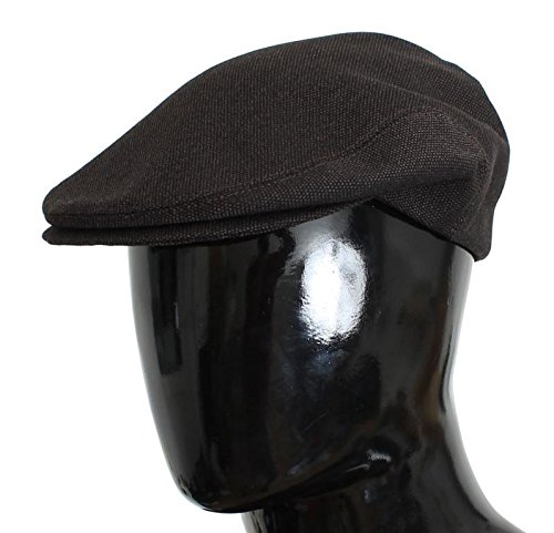 Dolce & Gabbana Brown Wool newsboy - Gabbana Hat And Dolce