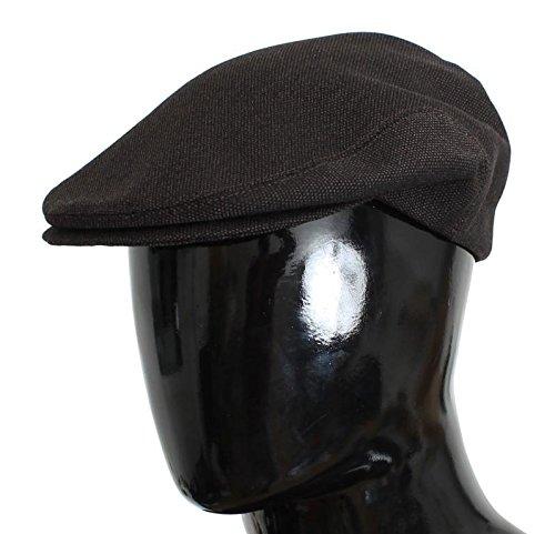 Dolce & Gabbana Brown Wool newsboy - And Dolce Hat Gabbana