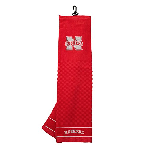 - University of Nebraska Embroidered Golf Towel